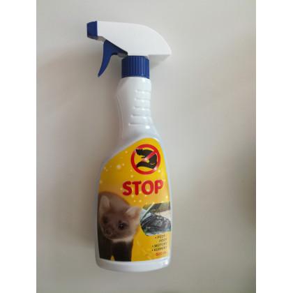 STOP - Odpudzovač kún - ochrana rastlín - Bioprospect - 500 ml